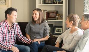 نحوه برخورد با مرد وابسته به خانواده