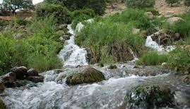 عجیب ترین چشمه ساران دنیا در ساری