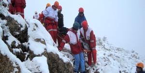 فوت کوهنورد ۶۰ ساله در کلکچال