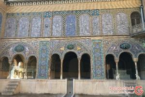 خلوت کریمخانی کاخ گلستان و ماجرای استخوان کریمخان