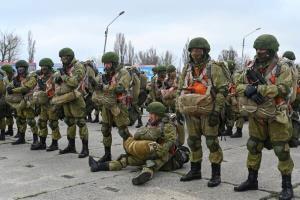 روسیه فرمان بازگشت نیروها از مرز اوکراین را صادر کرد