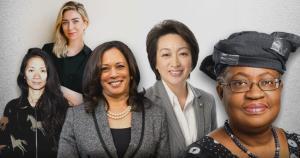 زنان تاریخساز سال ۲۰۲۱ چه کسانی هستند؟