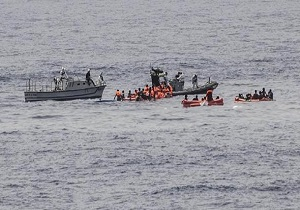 ادامه فاجعه انسانی در دریای مدیترانه