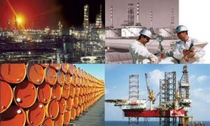 آماری از میزان صادرات فرآوردههای نفتی