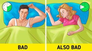 بهترین وقت برای خوابیدن و بیدار شدن چه زمانی است؟