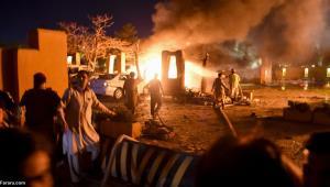 طالبان مسئولیت انفجار تروریستی کویته را پذیرفت