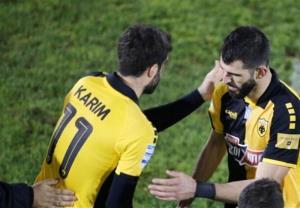 امید گلزنی آاِک در ادامه سوپر لیگ یونان