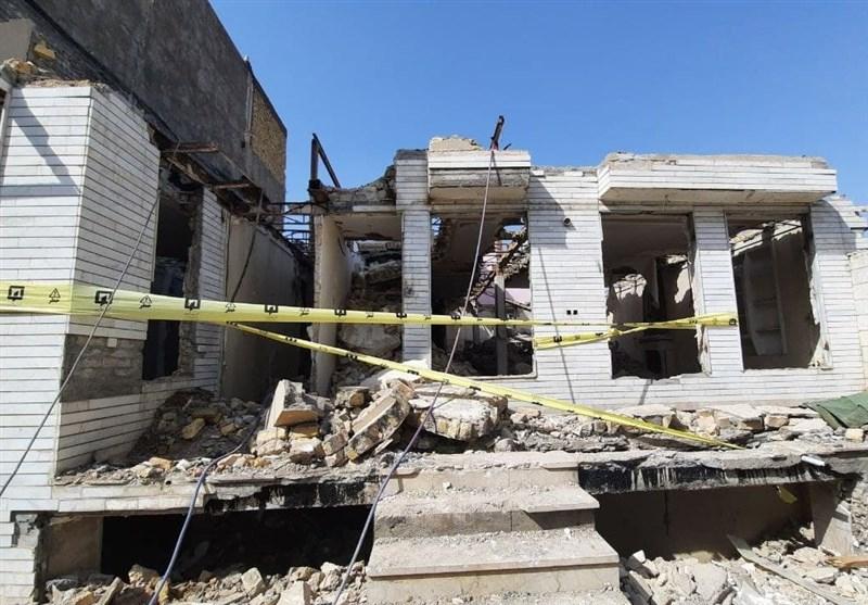ریزش آوار ساختمان سبب فوت ۲ کارگر شد