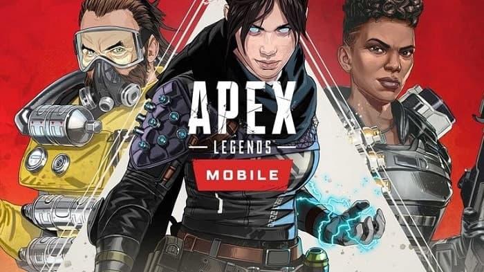 بازی موبایل Apex Legends رونمایی شد