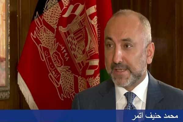 وزیر خارجه افغانستان به کرونا مبتلا شد