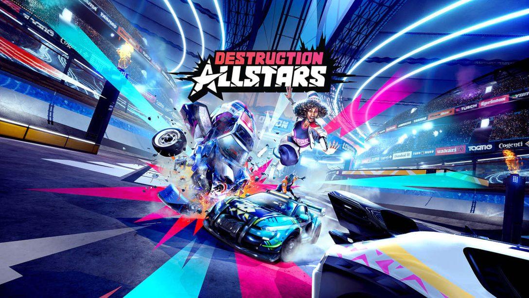 فصل اول بازی Destruction AllStars به زودی منتشر خواهد شد