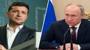 رئیس جمهور اوکراین دعوت پوتین برای دیدار در مسکو را نمیپذیرد