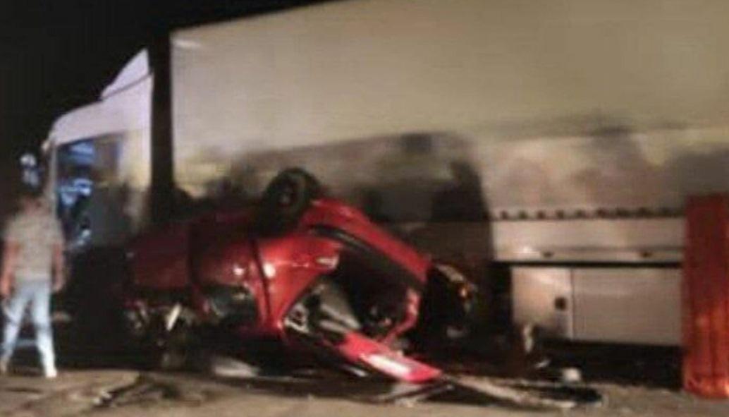 تصادف خونین در محور سروآباد به مریوان