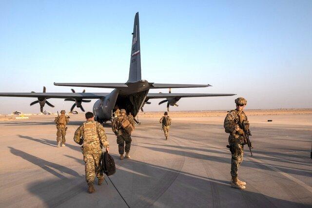 اعزام بمبافکنهای بی-۵۲ آمریکا برای تامین امنیت خروج نظامیان از افغانستان