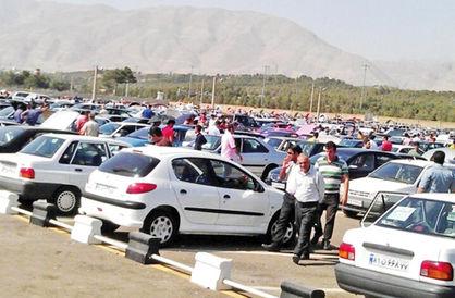 خریداران منتظر کاهش قیمت خودرو هستند/ روند نزولی شد
