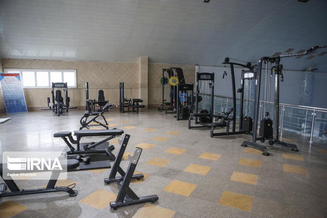 ۷ باشگاه ورزشی در شوط پلمب شد