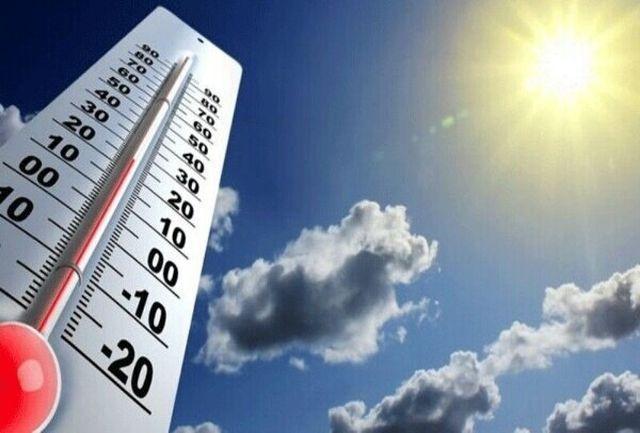 غبار محلی پدیده غالب جوی هرمزگان؛ هوا هم ۲ درجه گرمتر میشود