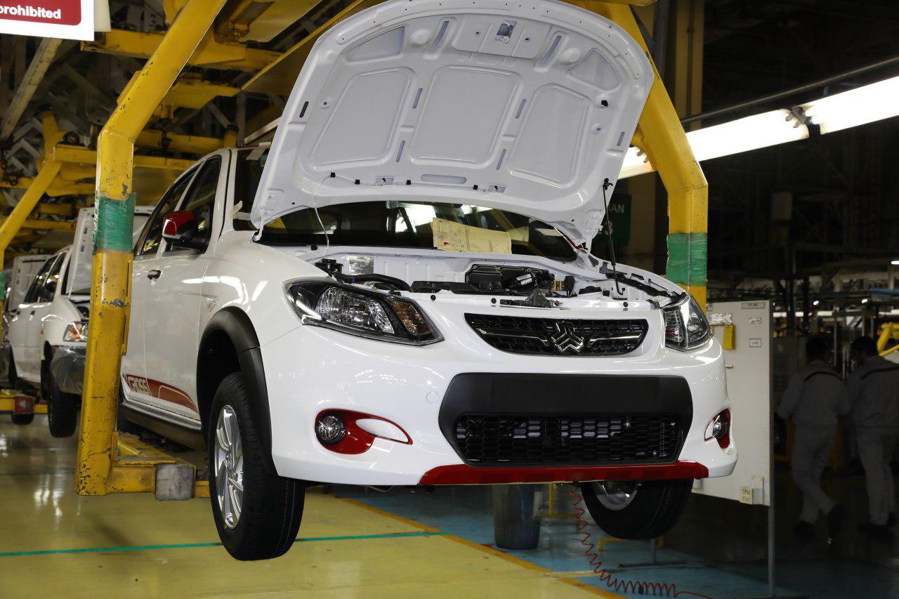 تولید خودرو در ۱۴۰۰ افزایش می یابد؟!