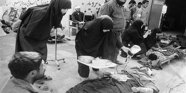 داستان واقعی/ حفظ حرمت روزهداران توسط مجروحین