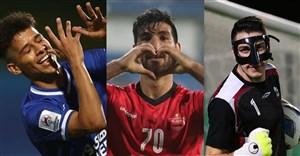 تیم منتخب ایرانیهای هفته چهارم لیگ قهرمانان