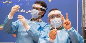 امروز آخرین فرصت واکسینهشدن کادر درمانی کرمانشاه در برابر کرونا