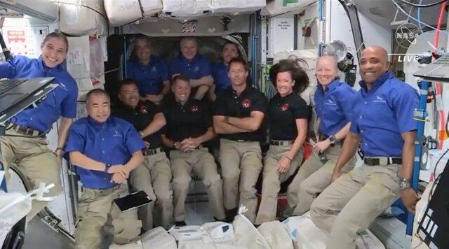 کمبود تختخواب در ایستگاه بینالمللی فضایی!