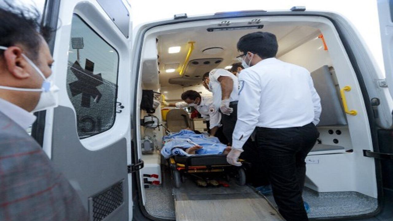 انتقال ۱۰۵ بیمار تنفسی به بیمارستانهای بابل