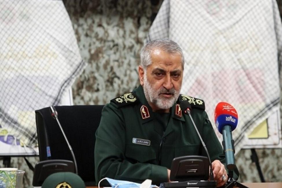 سردار شکارچی: دشمن از طمع به تمامیت ارضی و منافع ملی ایران وحشت دارد