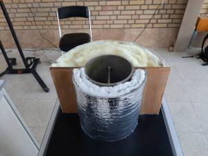 پتوی عایق حرارتی نانو ایرانی با تحمل ۱۲۰۰ درجه حرارت ساخته شد