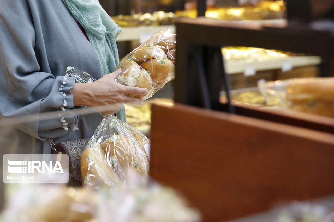 قیمت نان سنتی و فانتزی در استان سمنان ۱۷ درصد افزایش یافت