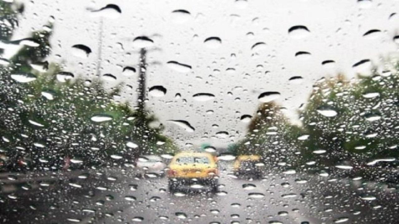 کاهش ۵۰ تا ۹۰ درصدی بارندگی در استان گیلان