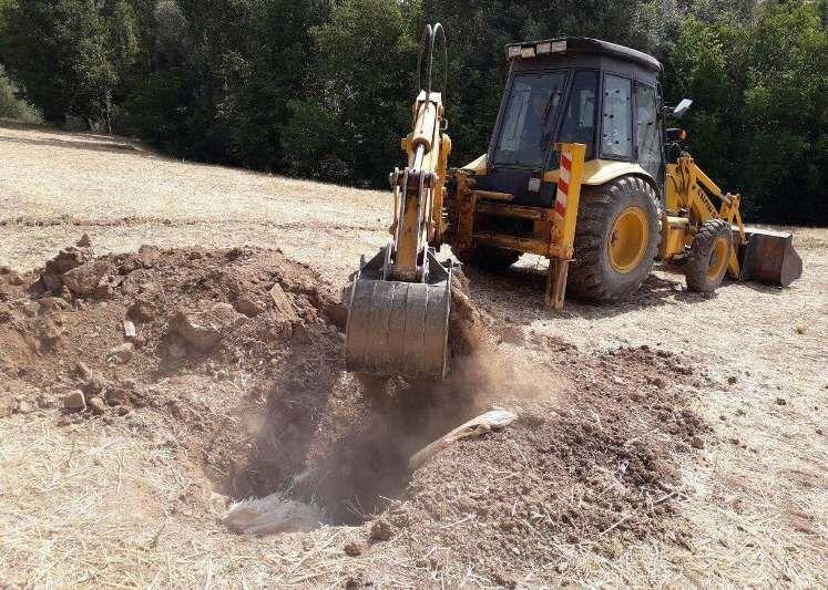 ۴۱۰ حلقه چاه غیرمجاز در زنجان پلمب میشوند