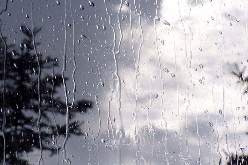 ثبت بیشترین بارش زنجان در مرکز شهرستان طارم