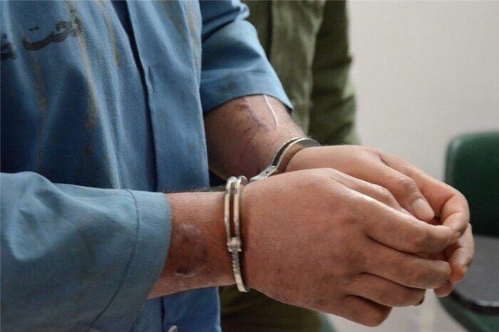 قاتل ۳ شهروند گلستانی پس از ۸ سال دستگیر شد