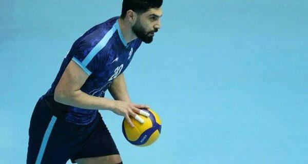 والیبالیست لرستانی در تیم پیکان ماندنی شد