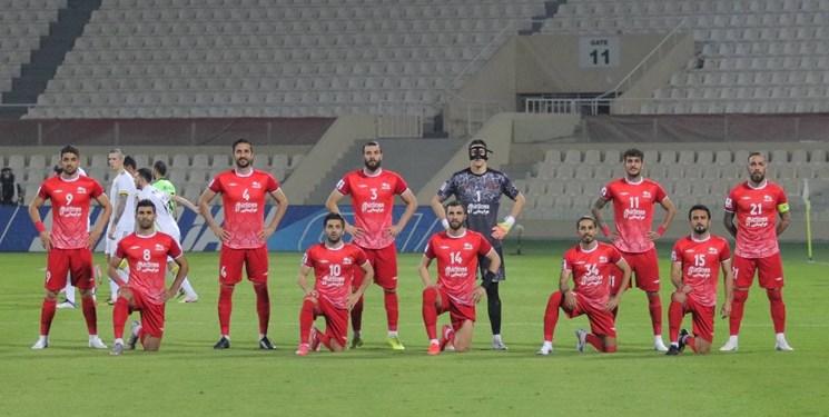 ترکیب تراکتور مقابل شارجه امارات اعلام شد