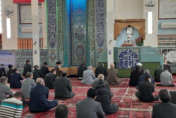 نماز جمعه فردا در شهرهای کمخطر اردبیل برپا میشود
