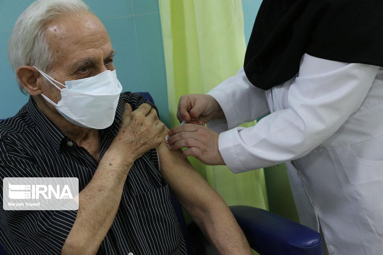 افزونبر ۶۰۰۰ دز واکسن کرونا در سیستانوبلوچستان تزریق شد