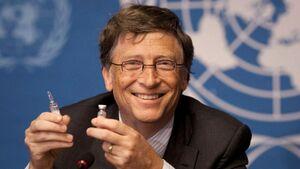 مخالفت بیل گیتس با دسترسی کشورها به فرمول واکسن کرونا!