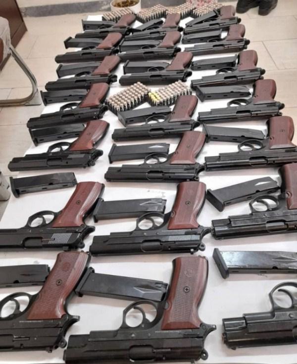 پایان راه باند قاچاق سلاح در آمل