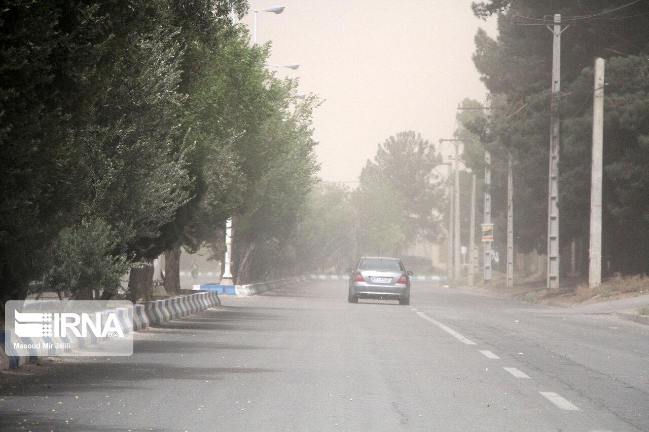 پیش بینی وزش باد شدید و رگبار باران در البرز
