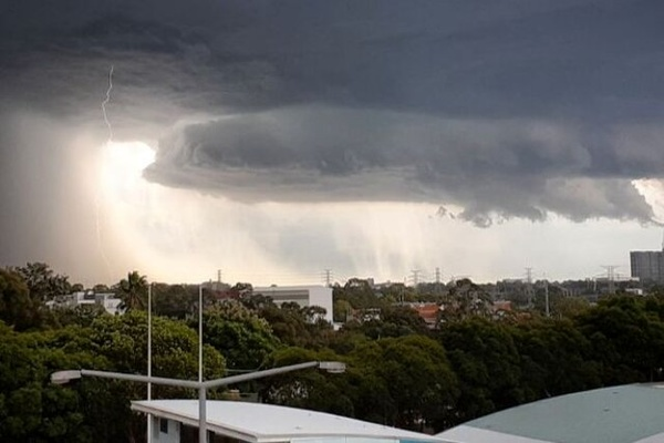 پیشبینی رگبار باران در ارتفاعات هرمزگان