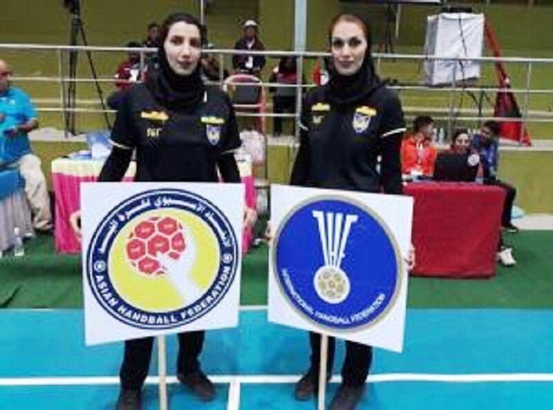 کوبل داوری هندبال قزوین به مسابقات آسیایی دعوت شدند