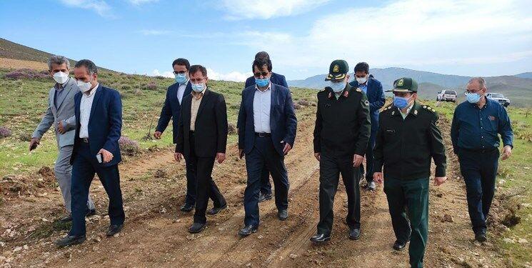راه اصلی هشجین به اردبیل و سرچم هفته دولت بهرهبرداری میشود