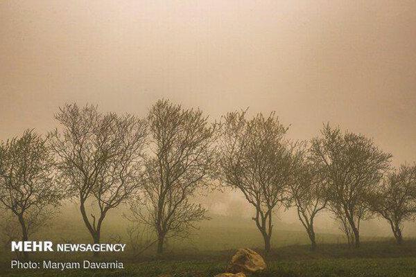 پیشبینی وزش شدید باد در چهارمحالوبختیاری