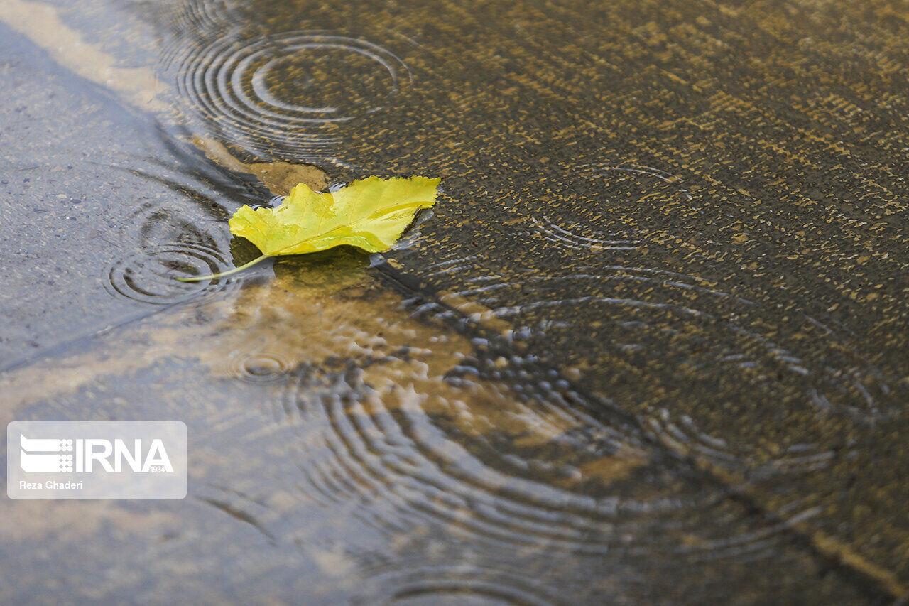 بارندگی استان سمنان در سال زراعی جاری ۴۳ درصد کاهش یافت