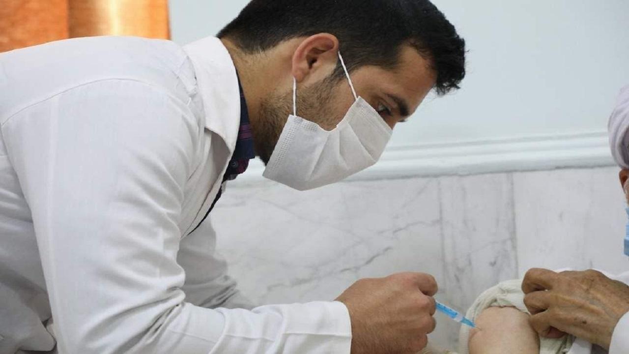 سومین مرکز واکسیناسیون کرونا در قم راه اندازی شد