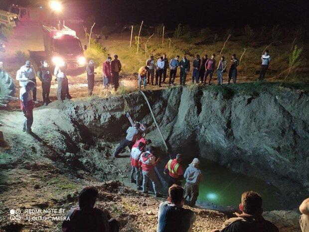 مرگ تلخ کودک ۱۱ساله خیرآبادی در گودال آب