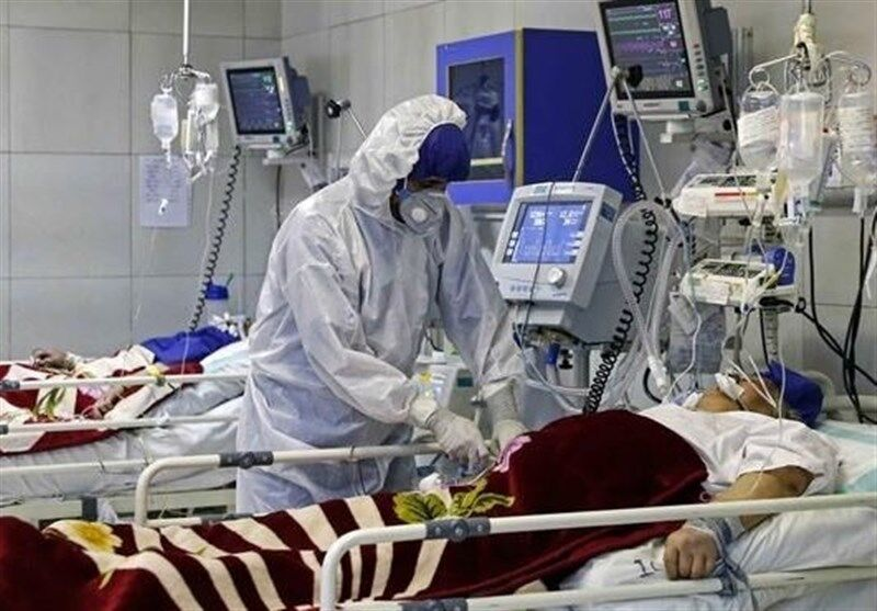 ۳۳ بیمار کرونایی شبانهروز گذشته در شاهرود بستری شدند