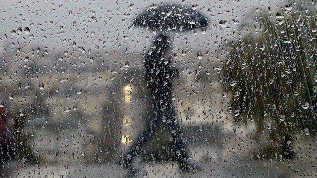 همدانیها این هفته منتظر بارشهای رگباری باشند